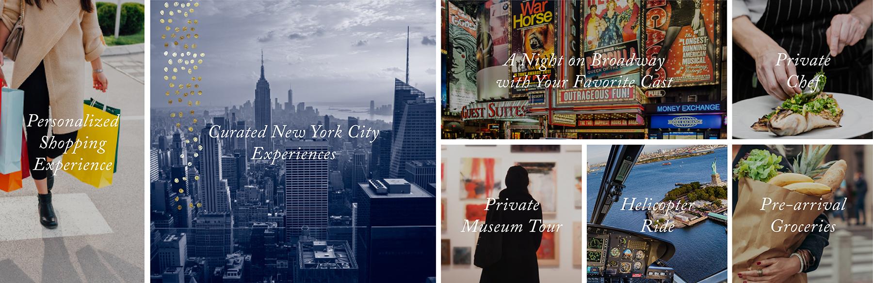 KEY New York City