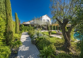 5 Bedrooms, Villa, Vacation Rental, 5 Bathrooms, Listing ID 1912, French Riviera - Cote d\'Azur, France, Europe,