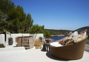 8 Bedrooms, Villa, Vacation Rental, 8 Bathrooms, Listing ID 1918, Ibiza, Balearic Islands, Spain, Europe,