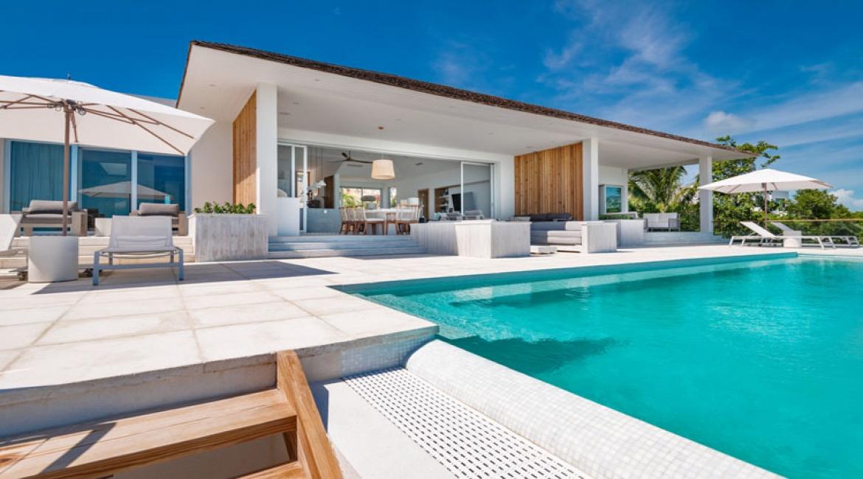 4 Bedrooms, Villa, Vacation Rental, 4.5 Bathrooms, Listing ID 2009, Providenciales, Turks and Caicos, Caribbean,