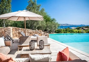 6 Bedrooms, Villa, Vacation Rental, 6 Bathrooms, Listing ID 2017, Porto Cervo, Porto Rafael, Province of Olbia-Tempio, Sardinia, Italy, Europe,