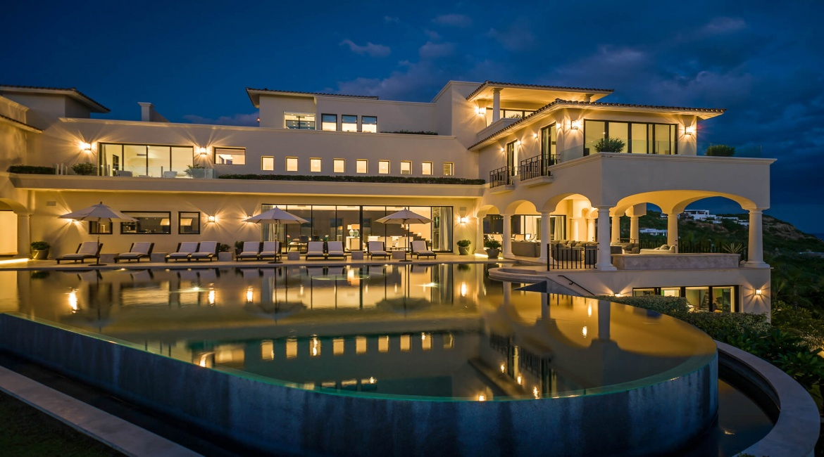 9 Bedrooms, Villa, Vacation Rental, 10 Bathrooms, Listing ID 2025, Mexico,