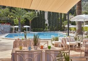 Hotel, Hotel, Listing ID 2129, Deia, Majorca, Balearic Islands, Spain, Europe,