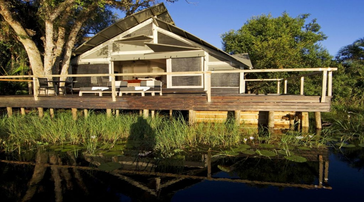 6 Bedrooms, Lodge, Lodge, 6 Bathrooms, Listing ID 2155, Okavango Delta, North-West District, Botswana, Africa,