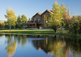 4 Bedrooms, House, Vacation Rental, 4 Bathrooms, Listing ID 2178, Jackson Hole, Wyoming, United States,