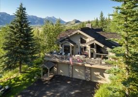 4 Bedrooms, House, Vacation Rental, 4 Bathrooms, Listing ID 2181, Jackson Hole, Wyoming, United States,