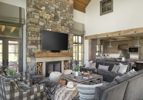 3 Bedrooms, House, Vacation Rental, 3 Bathrooms, Listing ID 2182, Jackson Hole, Wyoming, United States,