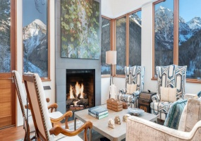 4 Bedrooms, House, Vacation Rental, 5.5 Bathrooms, Listing ID 2236, Telluride, Colorado, United States,