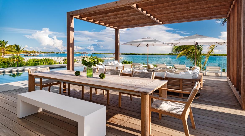 6 Bedrooms, Villa, Vacation Rental, 6.5 Bathrooms, Listing ID 2355, Leeward, Providenciales, Turks and Caicos, Caribbean,