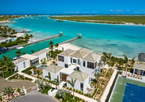 6 Bedrooms, Villa, Vacation Rental, 6.5 Bathrooms, Listing ID 2355, Leeward, Providenciales, Turks and Caicos, Caribbean,