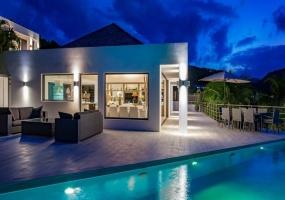 5 Bedrooms, Villa, Vacation Rental, 5 Bathrooms, Listing ID 1156, Anse de Lorient, Saint Barthelemy, Caribbean,