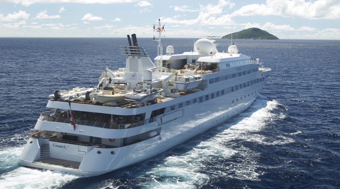 20 Bedrooms, Private Luxury Yacht, Yacht, Listing ID 1171, Global - Luxury Yachts,