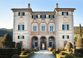 13 Bedrooms, Villa, Vacation Rental, Str. di Cetinale, 13 Bathrooms, Listing ID 1242, Italy, Europe,