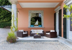 8 Bedrooms, Villa, Vacation Rental, Santa Maria Rezzonico, 8 Bathrooms, Listing ID 1246, Italy, Europe,