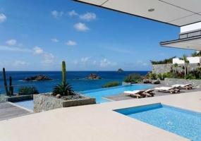 6 Bedrooms, Villa, Vacation Rental, 6.5 Bathrooms, Listing ID 1307, Gustavia, Saint Barthelemy, Caribbean,