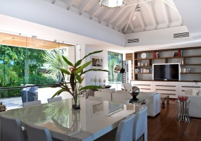 5 Bedrooms, Villa, Vacation Rental, 5.5 Bathrooms, Listing ID 1309, Anse de Lorient, Saint Barthelemy, Caribbean,
