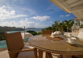 3 Bedrooms, Villa, Vacation Rental, 4 Bathrooms, Listing ID 1310, Saint-Jean Bay, Saint Barthelemy, Caribbean,