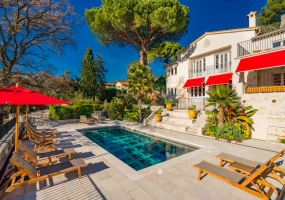 6 Bedrooms, Villa, Vacation Rental, 7 Bathrooms, Listing ID 1428, France, Europe,