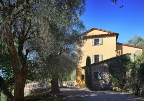 7 Bedrooms, Villa, Vacation Rental, 7 Bathrooms, Listing ID 1465, Grasse, French Riviera - Cote d\'Azur, France, Europe,