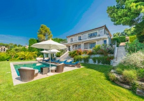 4 Bedrooms, Villa, Vacation Rental, 4 Bathrooms, Listing ID 1469, Cannes, French Riviera - Cote d\'Azur, France, Europe,