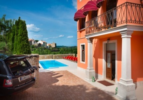 6 Bedrooms, Villa, Vacation Rental, 6 Bathrooms, Listing ID 1492, Oprtalj, Istria, Croatia, Europe,