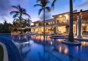 6 Bedrooms, Villa, Vacation Rental, La Punta Estates, 6 Bathrooms, Listing ID 1597, Riviera Nayarit, Nayarit, Pacific Coast, Mexico,