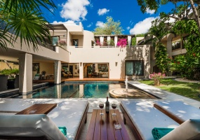 7 Bedrooms, Villa, Vacation Rental, Ave. Espiritu Santo, Mz 36Lote 10 Playacar Phase 1, 7 Bathrooms, Listing ID 1623, Riviera Maya, Quintana Roo, Yucatan Peninsula, Mexico,