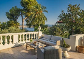 4 Bedrooms, Villa, Vacation Rental, 4 Bathrooms, Listing ID 1669, French Riviera - Cote d\'Azur, France, Europe,