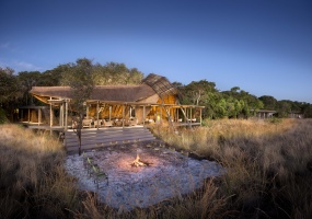 Lodge, Vacation Rental, Listing ID 1712, Liuwa Plain National Park, Western Province, Zambia, East Africa, Africa,