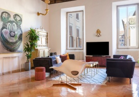 5 Bedrooms, Apartment, Vacation Rental, 5 Bathrooms, Listing ID 1736, Rome, Lazio, Italy, Europe,