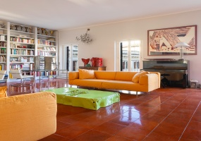 2 Bedrooms, Apartment, Vacation Rental, 2 Bathrooms, Listing ID 1737, Rome, Lazio, Italy, Europe,