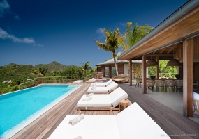 4 Bedrooms, Villa, Vacation Rental, 4 Bathrooms, Listing ID 1768, Saint-Jean Bay, Saint Barthelemy, Caribbean,