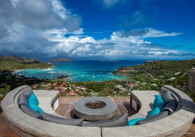 5 Bedrooms, Villa, Vacation Rental, Baie de Saint Jean, 5 Bathrooms, Listing ID 1778, Saint-Jean Bay, Saint Barthelemy, Caribbean,