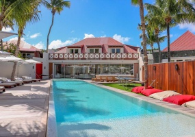 6 Bedrooms, Villa, Vacation Rental, Baie de Saint Jean, 6 Bathrooms, Listing ID 1779, Saint-Jean Bay, Saint Barthelemy, Caribbean,