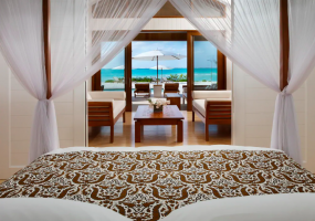 2 Bedrooms, Villa, Vacation Rental, 2 Bathrooms, Listing ID 1809, Parrot Cay, Turks and Caicos, Caribbean,