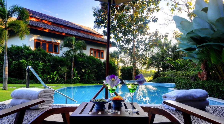 5 Bedrooms, Villa, Vacation Rental, หมู่ที่ 13 Mae Kon, 5 Bathrooms, Listing ID 1820, Thailand, Indian Ocean,
