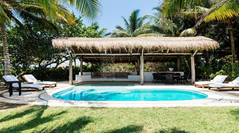 4 Bedrooms, Villa, Vacation Rental, Xpu-Ha Beach, 4 Bathrooms, Listing ID 1843, Riviera Maya, Quintana Roo, Yucatan Peninsula, Mexico,