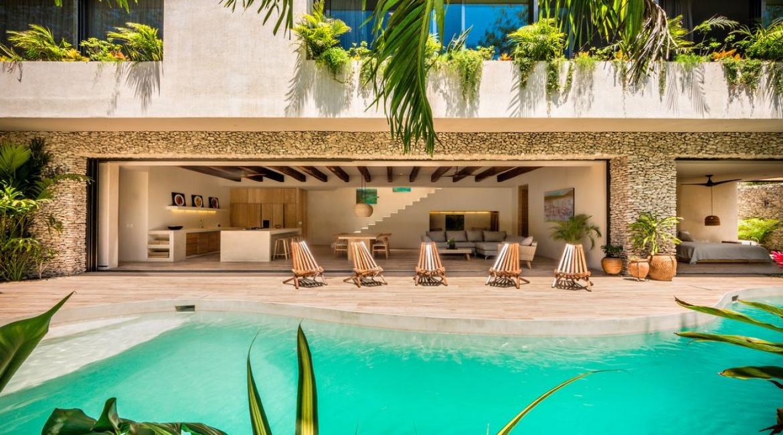 4 Bedrooms, Villa, Vacation Rental, Aldea Zamas, 4 Bathrooms, Listing ID 1844, Riviera Maya, Quintana Roo, Yucatan Peninsula, Mexico,