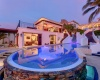 7 Bedrooms, Villa, Vacation Rental, Casa La Laguna, 9 Bathrooms, Listing ID 1876, Los Cabos, Baja California Sur, Baja California, Mexico,
